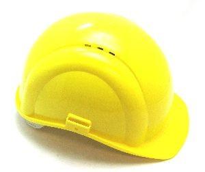 Bauschutzhelm Gelb