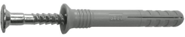Nageldübel 6x60mm  Klemmung max 30mm