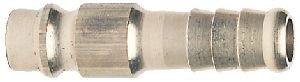 Druckluft - Stecktülle 9 mm, inkl. Schelle