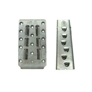 Einzelabnahme, ZD-FIX Verbinder 125x70x3,0mm
