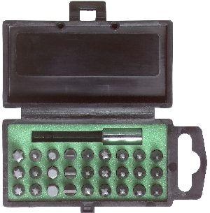 Profi Compact Bit-Box 27tlg. 1/4 Zoll