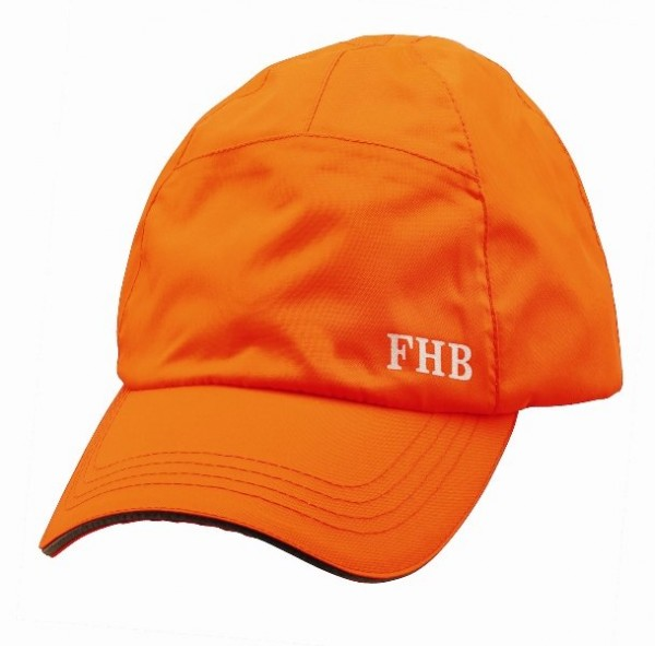 FHB Cap Wasserdicht NIKLAS orange