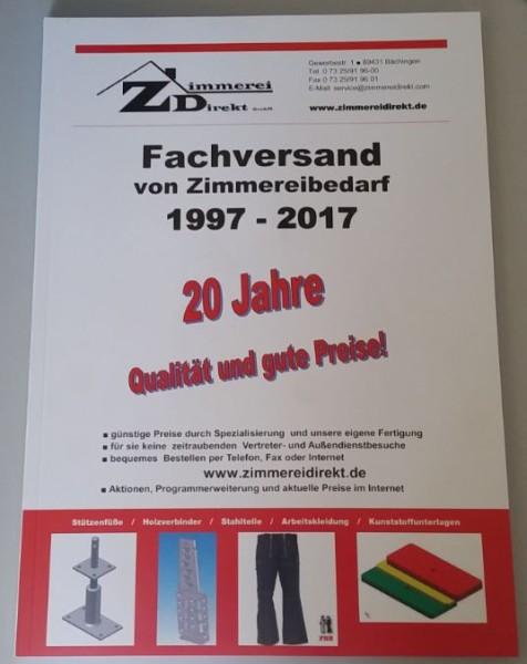Gesamtkatalog 2017 - kostenlos