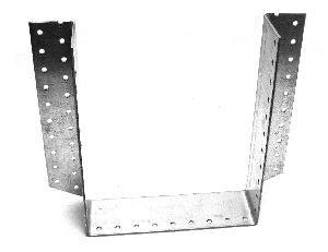 Balkenschuhe 180x180mm außenliegend Einzelabnahme