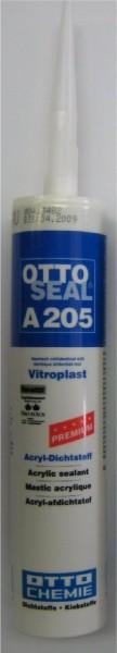 Acrylat Ottoseal betongrau 310ml