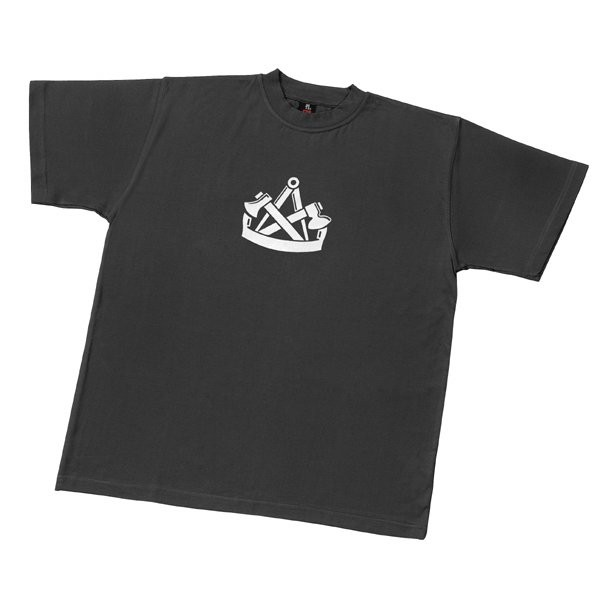 FHB T-Shirt Zimmermann KLAAS Gr. 3XL  schwarz