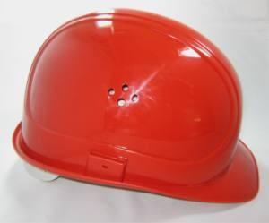 Bauschutzhelm Rot