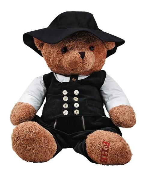 FHB Zunft-Teddy KURT groß 110cm